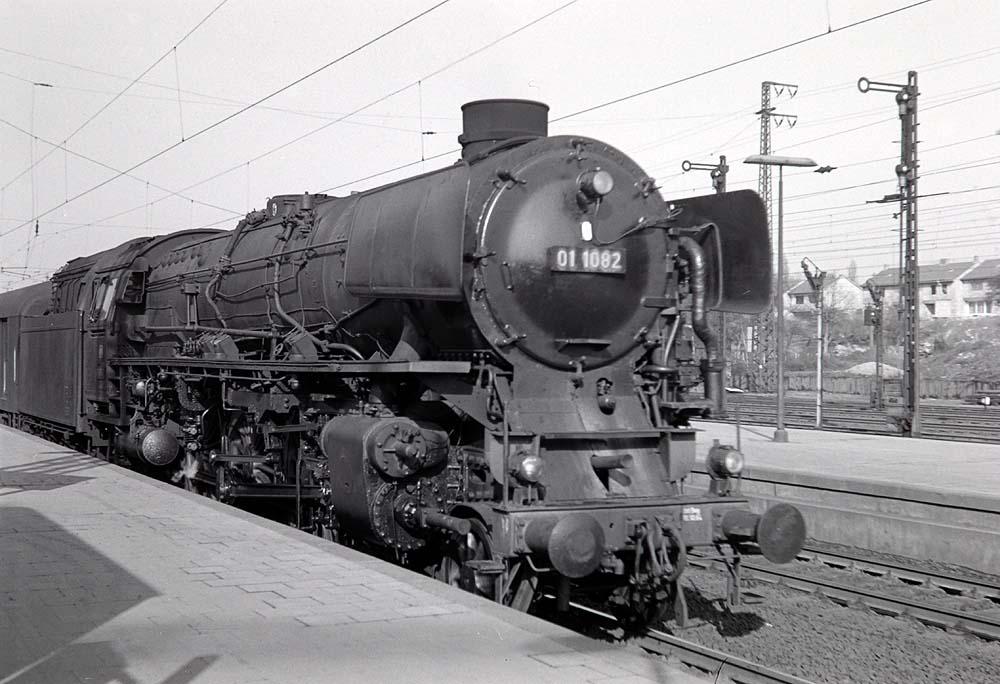 bahnhof rentwertshausen 1950