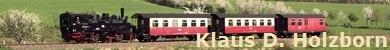 Klaus D. Holzborn - Eisenbahnbilder und mehr